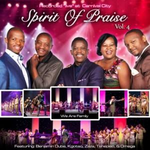Spirit of Praise, Vol. 4 (Live) BY Spirit of Praise